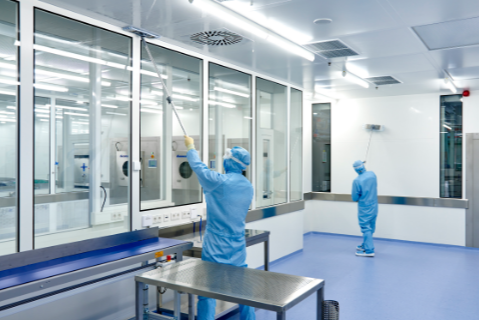 CWS Cleanrooms Deutschland GmbH & Co. KG
